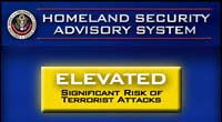 Homeland Security Alert Level